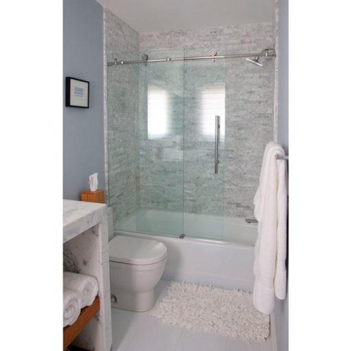 instalacion-de-puerta-vidrio para-ducha