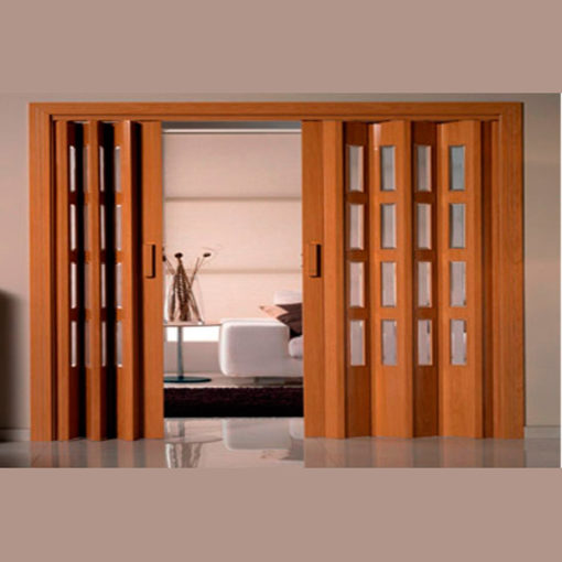puerta-plegable-de-madera