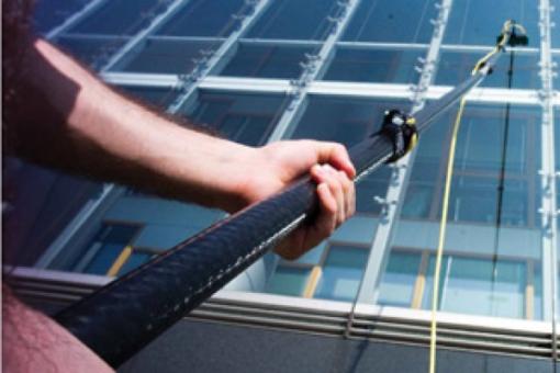 limpieza-de-fachadas-acristaladas PNG